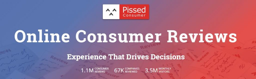 PissedConsumer com – Online Reputation Management